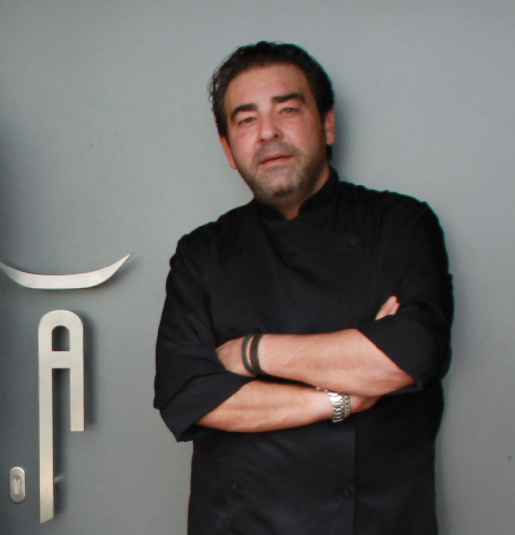 Featured: 3 - Star Chef Juan Amador