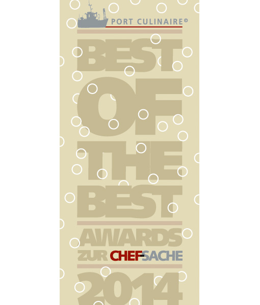 CHEF-SACHE 2014: Best-of-the-Best Award
