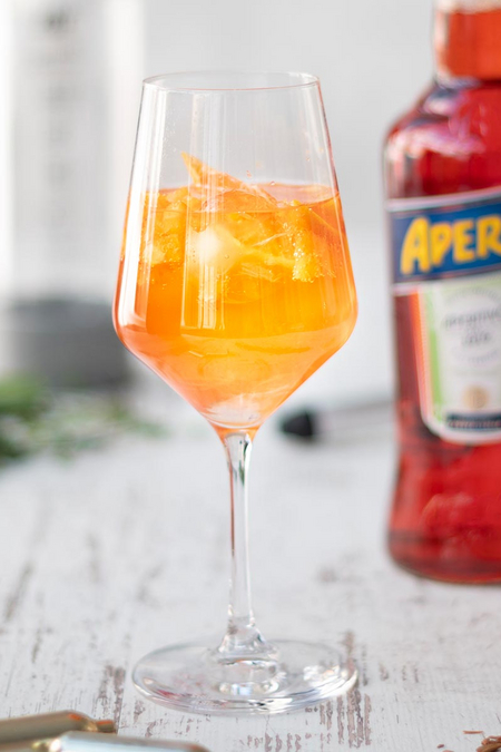 Sparkling Aperol Tonic