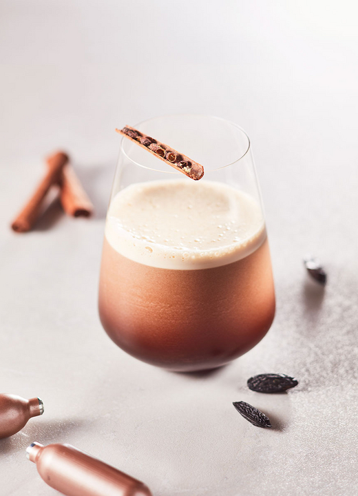 Cocktail Nitro Cinnamon Pepper