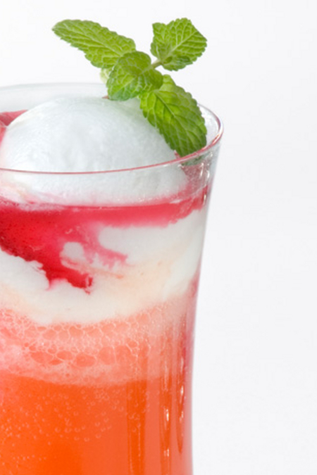 "Ice Cream Soda ""Summertime"""