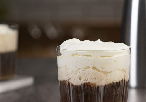 Expresso White Russian