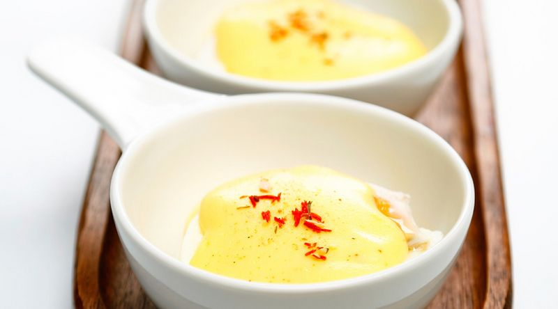 Chili and Honey Hollandaise