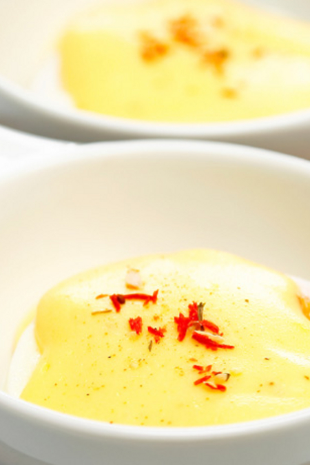 Chilli-Honig Hollandaise
