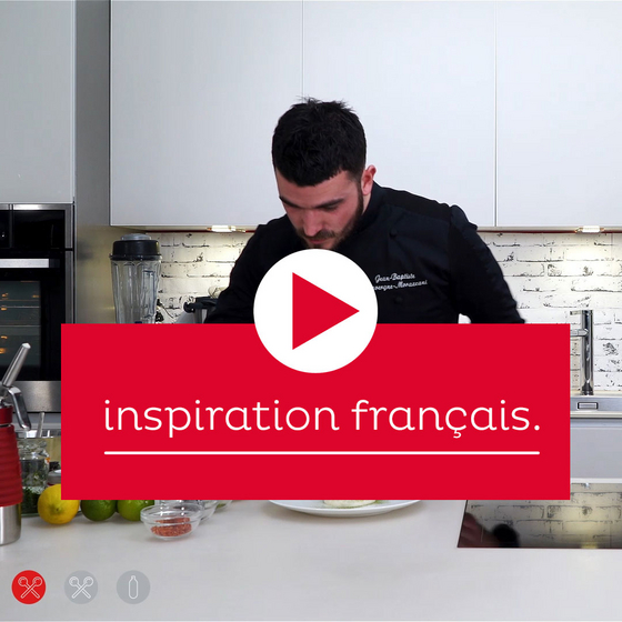 iSi around the world: french inspiration