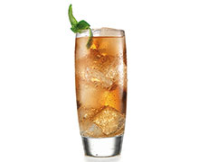 Sparkling Long Island Ice Tea