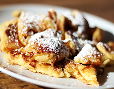Sweet Shredded Pancake (Kaiserschmarrn)