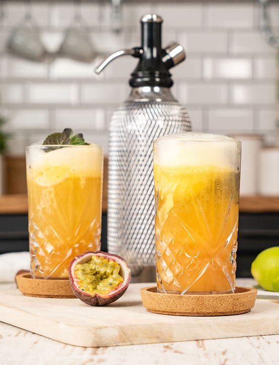 Tropical-Fruit-Float