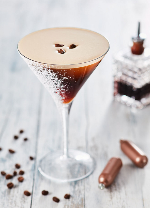 Cocktail Nitro Espresso Martini