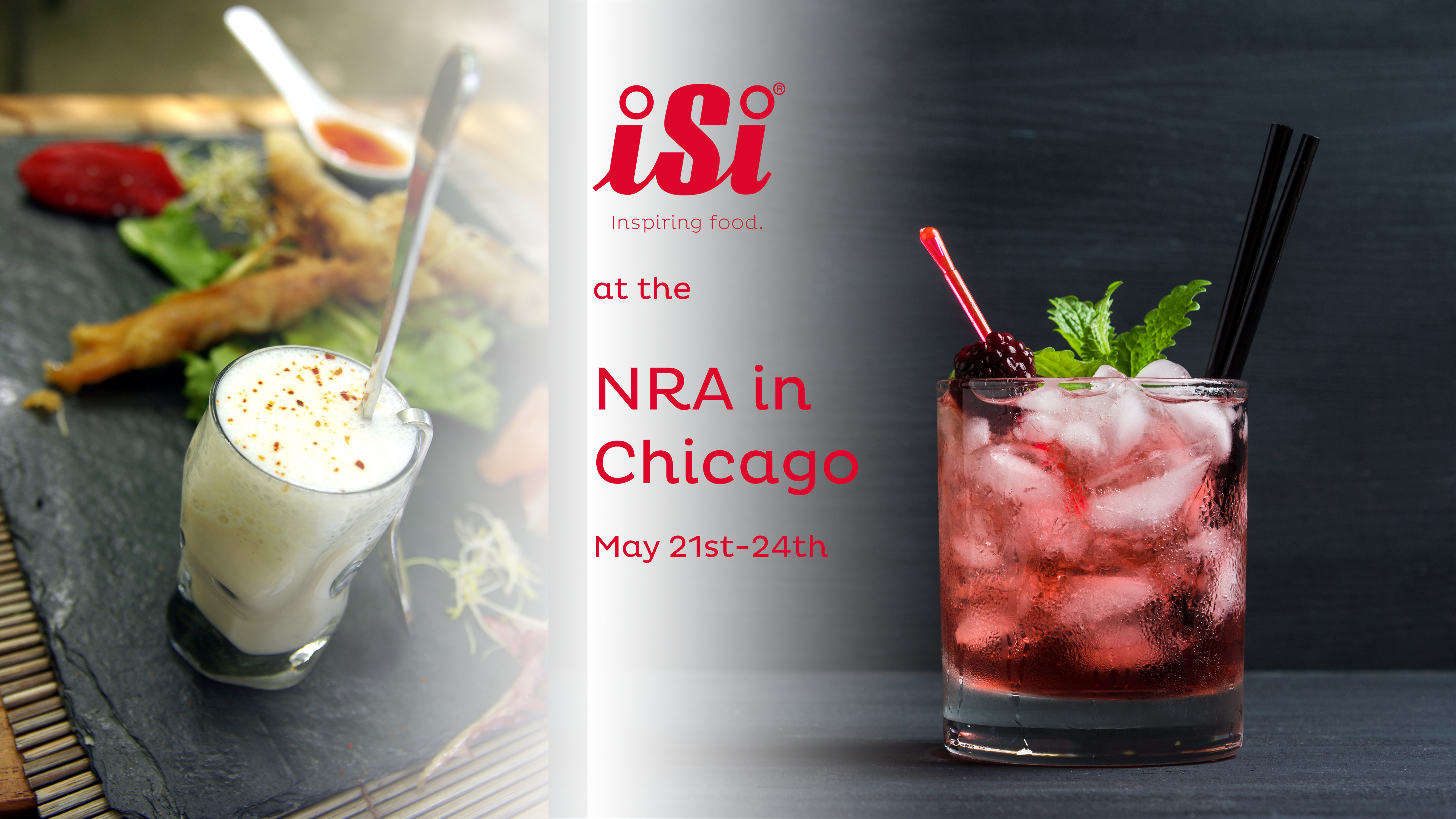 Experience Something NEW - iSi at the NRA Show